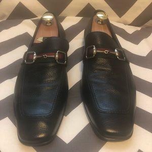 Gucci Black Dress Shoes Size 12